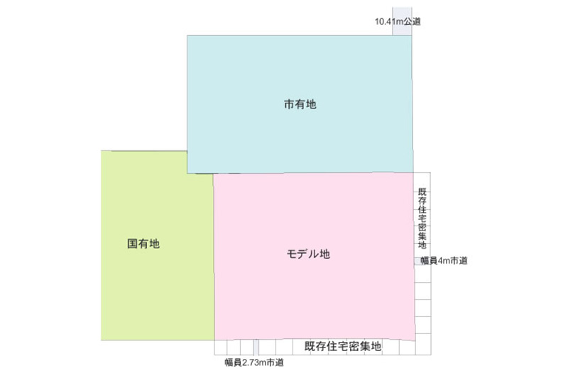 武蔵村山市モデル例before