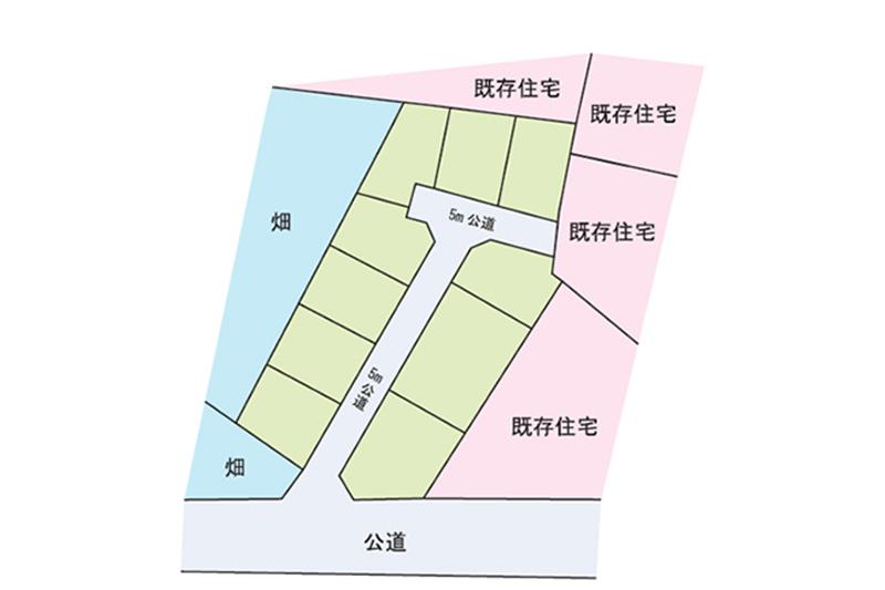 昭島市大神町モデル例after